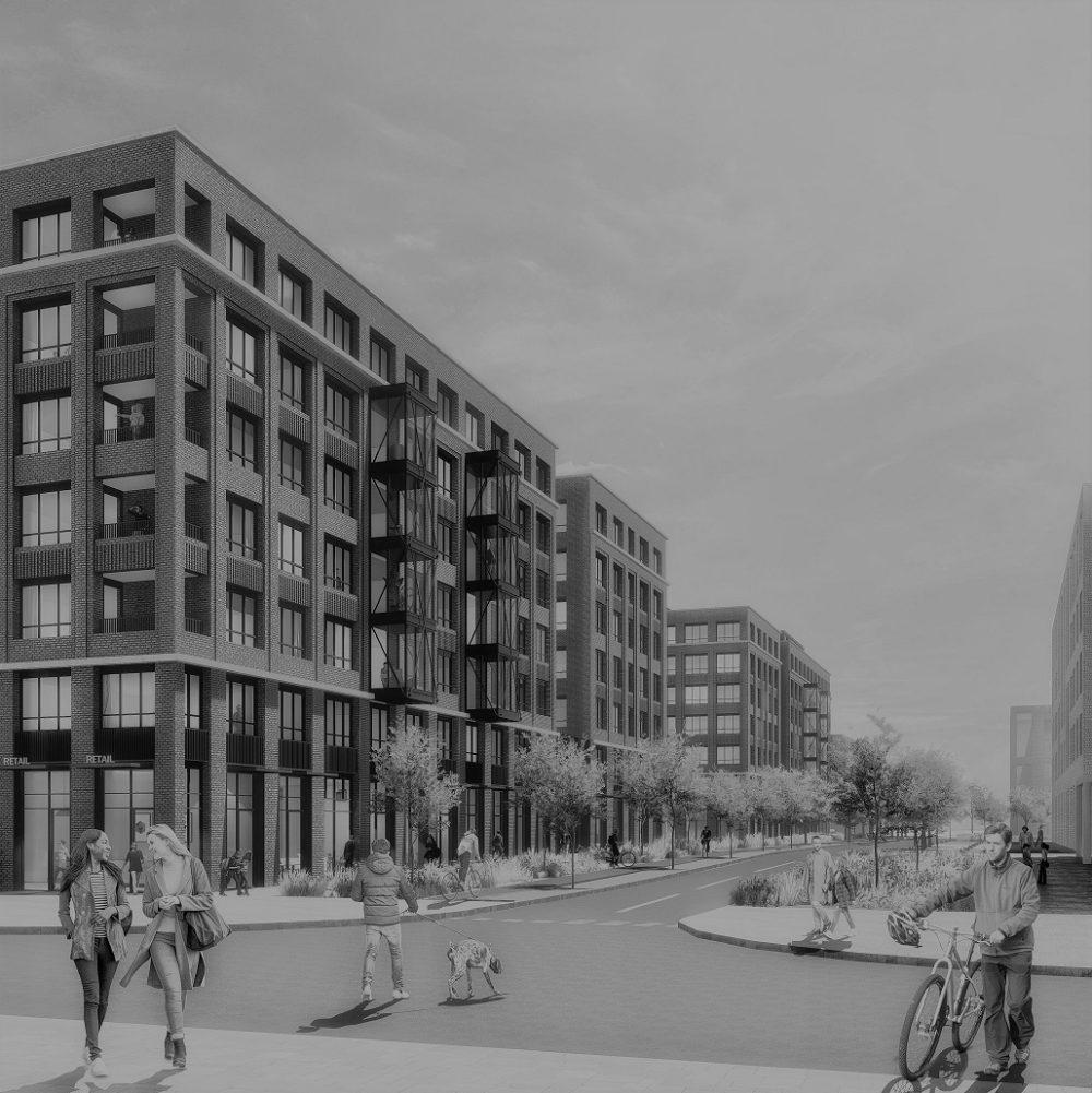 Approval Granted for Edinburgh Park's Residential Development | image
