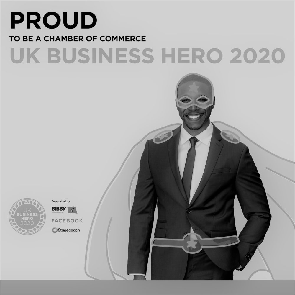 Parabola 'pleased' to be named a 'UK business hero' | image