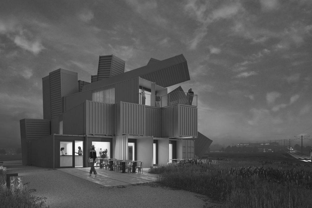 The Scotsman interviews Edinburgh Park architect | image